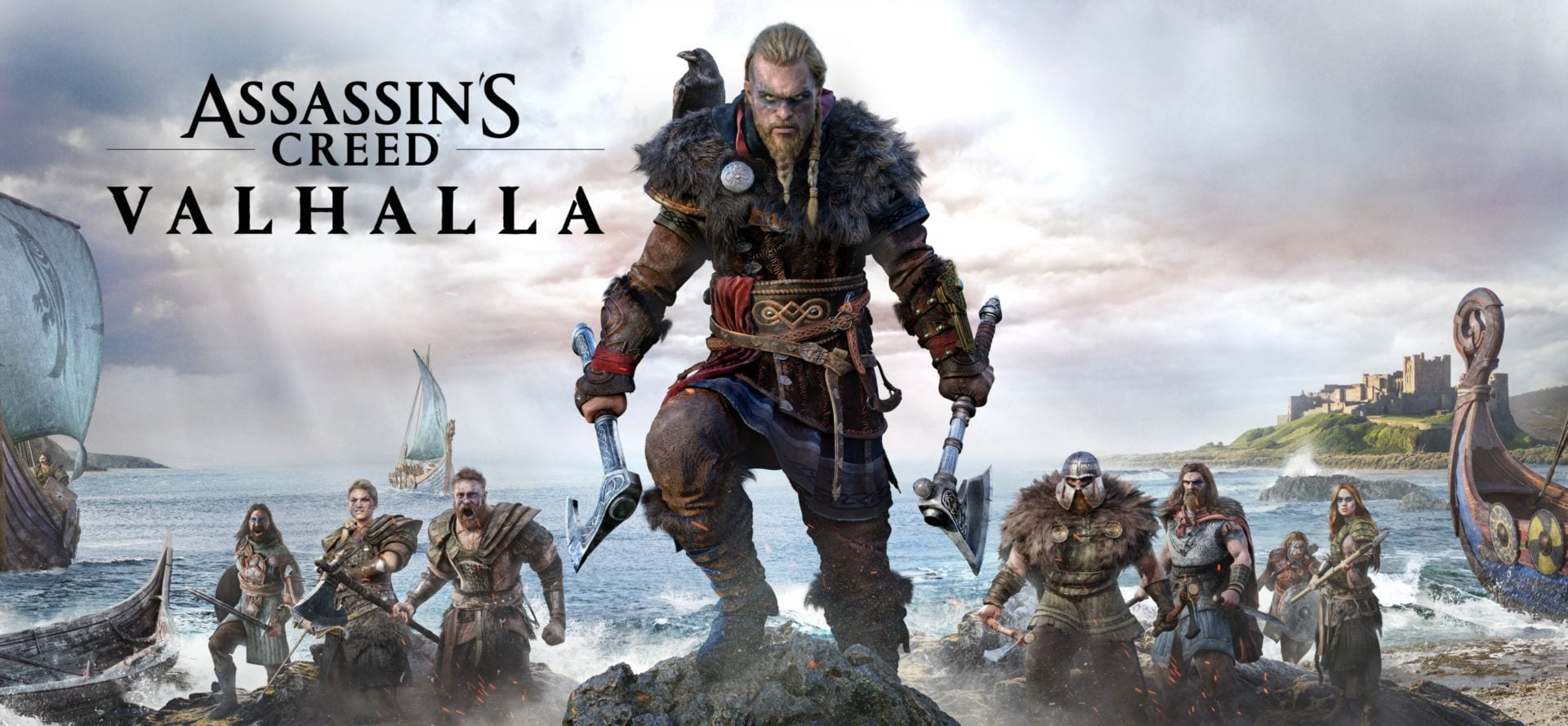 My Thought's on the Assassin's Creed Valhalla Announcement.