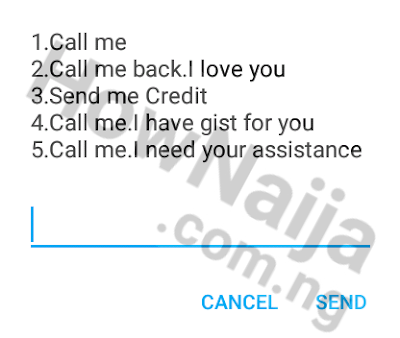How To Send MTN Free Call Me Back SMS
