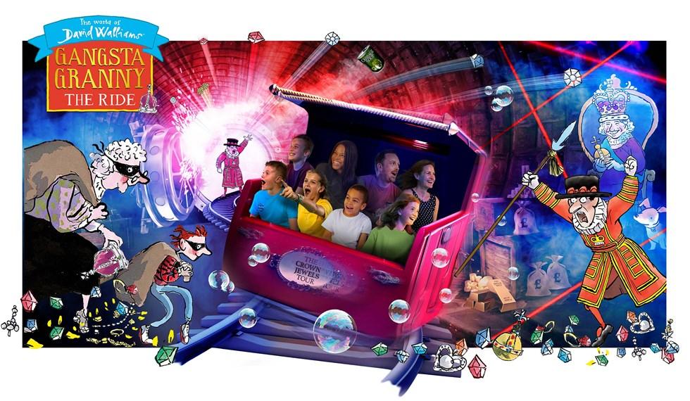 Gangsta Granny The Ride Image