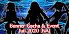 Banner Gacha dan Event Bulan Juli 2020 (FGO NA)