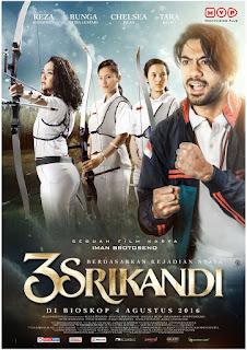 3 Srikandi WEBDL (2016) Indonesia