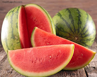 Water melon and Pomegranate useful for Kidney Stone