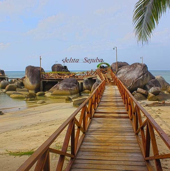 Pantai Jelita Sejuba Pantai yang Namanya Terinspirasi dari Judul Film