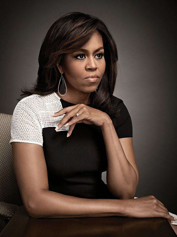 Michelle Obama's Birthday Wishes For Facebook