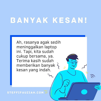 Punya Laptop Lemot