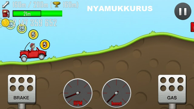 Game Hill Climb Racing v1.29.0 Mod Apk