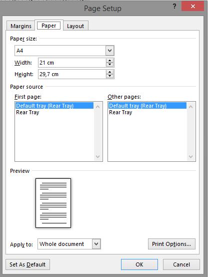 Margin Makalah Yang Baik Dan Benar : margin, makalah, benar, Format, Penulisan, Makalah, Laporan, Benar, Terlihat, Infoopas.com