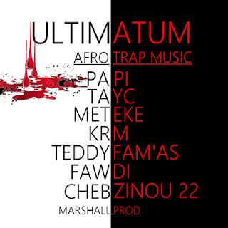 Marshall Prod - Ultimatum Afro Trap Musiс (2016)