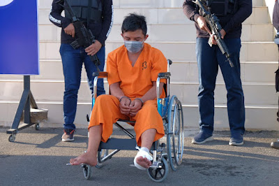 Polda Riau Berhasil Tangkap Pelaku Pembunuhan Wanita yang Dimakamkan di Septic Tank