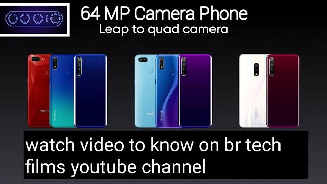 Realme 64MP Smartphone Event Quad Camera Phone : Realme 5 Pro or Realme X Pro ?