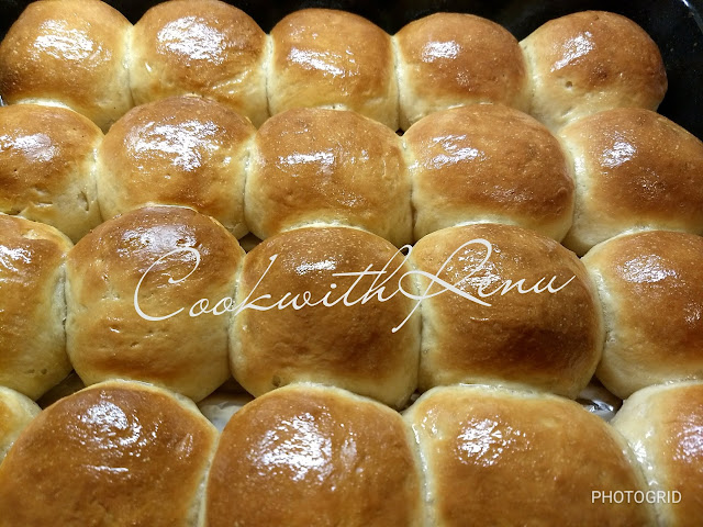 Whole Wheat Indian Pav