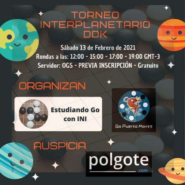 Torneo internacional de Go
