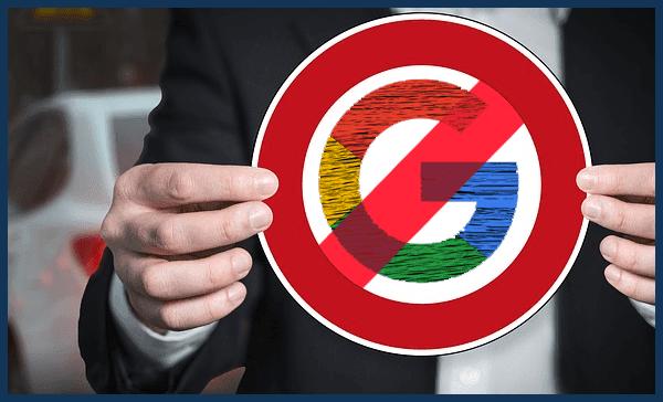 رابط طلب استعادة استرجاع حساب Google الموقوف المحظور