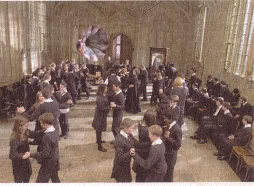 Deleted Harry Potter Scenes: Harry Potter and the Goblet of Fire (2005)