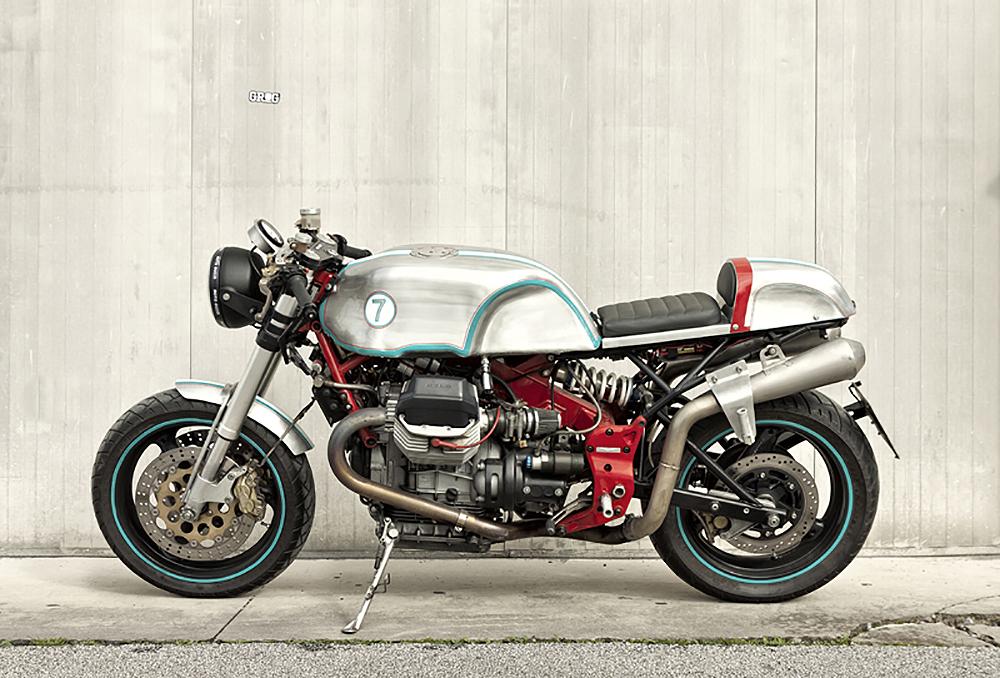 Moto Guzzi V Cafe Racer
