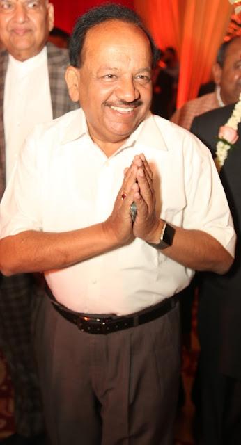 Dr. Harsh Vardhan-