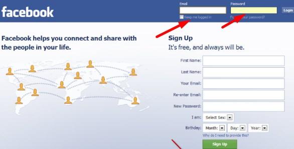 Facebook Full Site Login Not Mobile