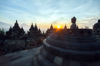 Sejarah Singkat Borobudur