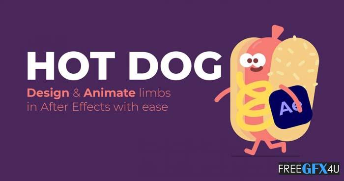 Hot Dog V1 For After Effect Plugin