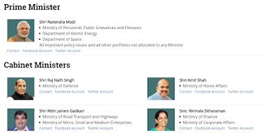 PM Modi Cabinet Expansion Live News: Modi Cabinet 2.0 Reshuffle Live Updates, Union Cabinet Expansion Live Coverage