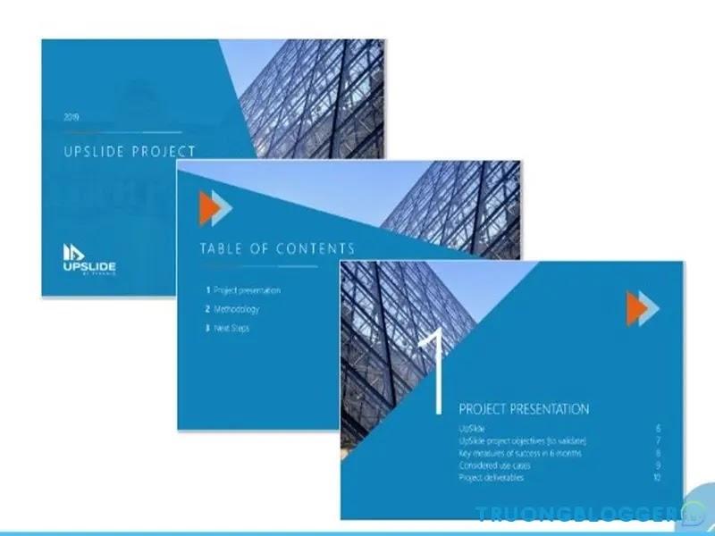 Hướng dẫn làm mục lục trong powerpoint, thao tác dễ và chuyên nghiệp