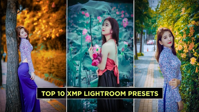 Top 10 Xmp Premium Lightroom Presets Free Download || Hero Editing