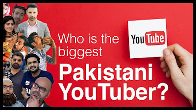Top 10 Pakistani Youtubers
