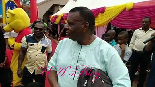 Popular Nnewi Business Mogul, Chief Ogbuawa Slumps And Dies At His Palatial Home