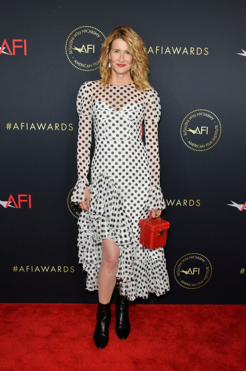 Laura Dern Clicks at 20th Annual AFI Awards in Beverly Hills 3 Jan-2020