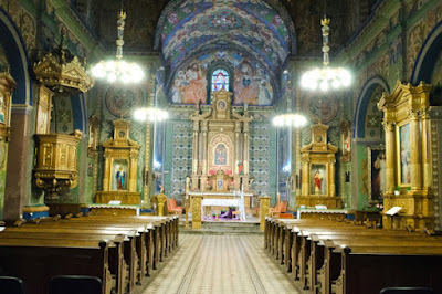 30. Niedziela Zwykła (B) -  Uroczystość rocznicy poświęcenia własnego kościoła