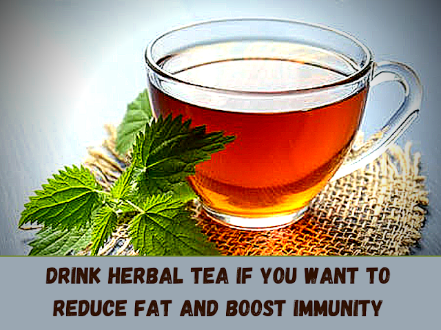 Benefits of Herbal Tea [ Immunity Booster Drink ] 5 types of herbal teas that increase the ability to fight diseases and protect against colds and fevers.
