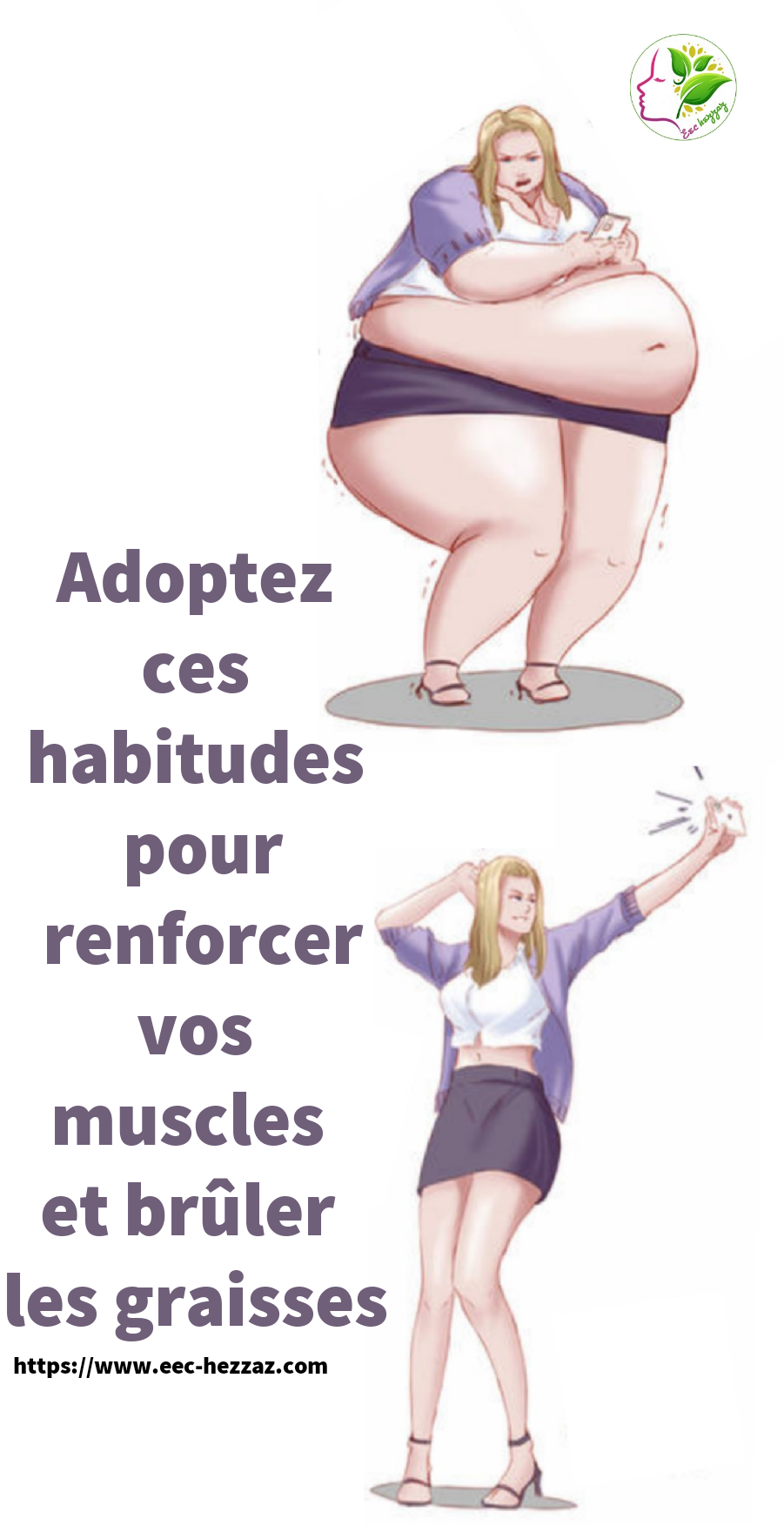 Adoptez ces habitudes pour renforcer vos muscles et brûler les graisses