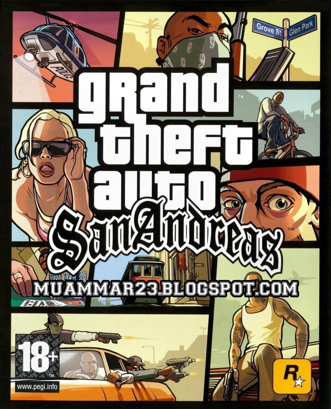 Gta San Adreas Lite : adreas, Download, Gtatrik