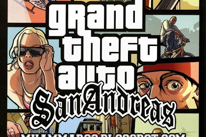 Download GTA SA LITE Di Android Semua GPU | GPU MALI RAM 512 INTERNAL 4GB