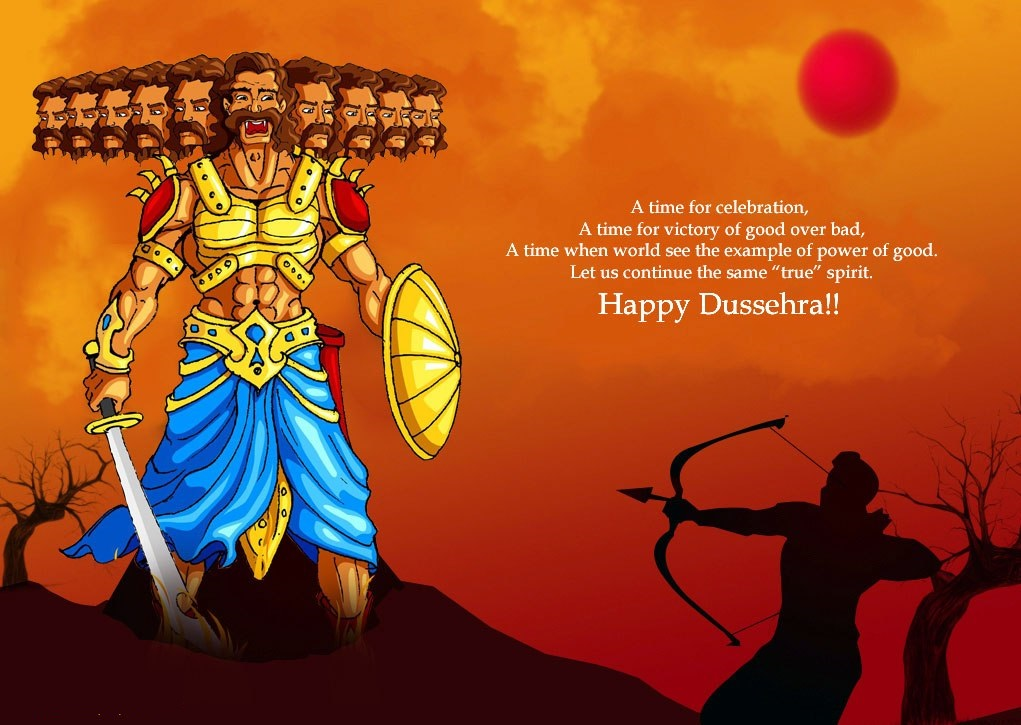 Happy Dussehra Quotes For Girlfriend