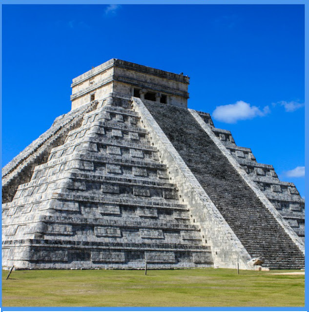 The New 7 Modern Wonders_CHITZEN ITZA, MEXICO