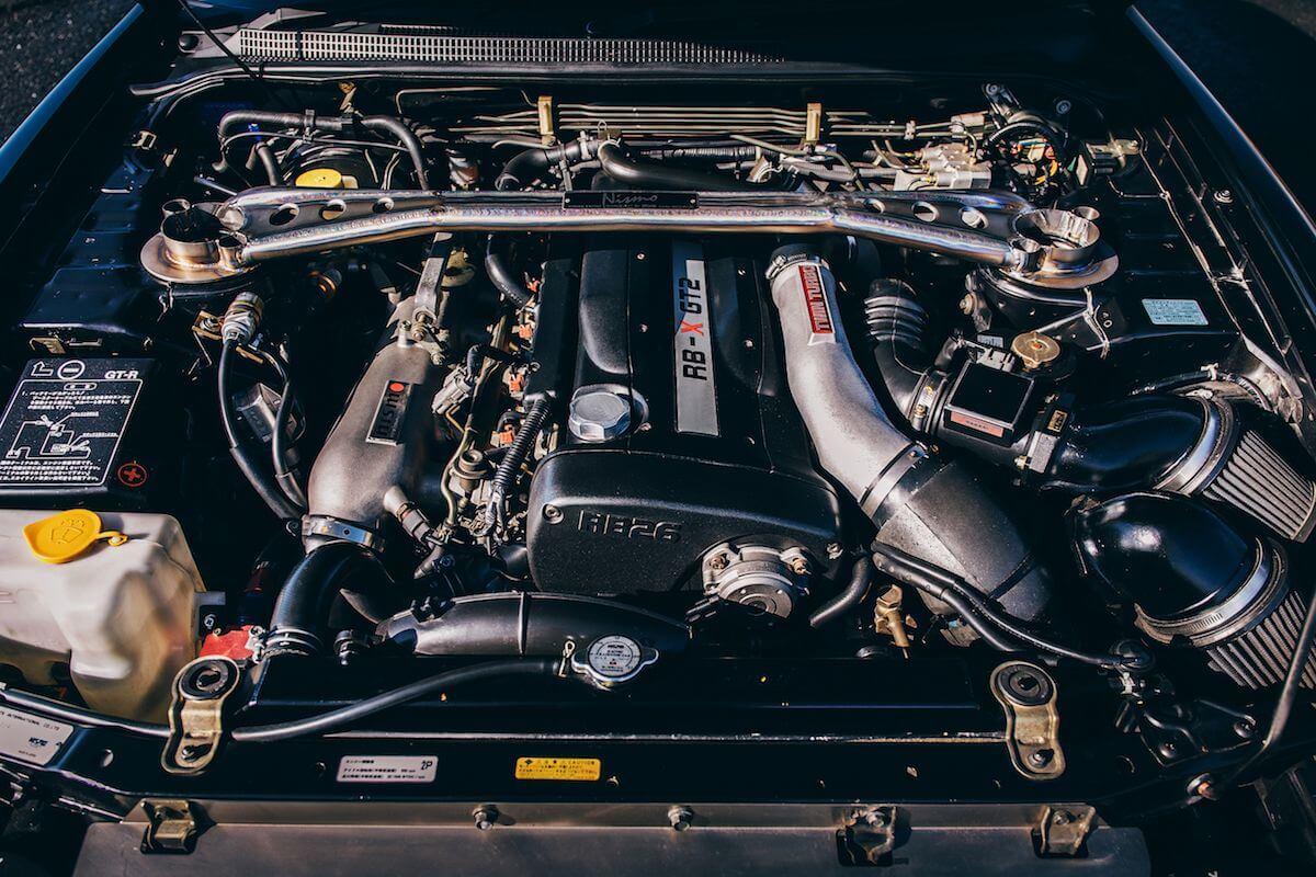 Nissan Skyline GT-R Nismo 400R Engine RB-X GT2