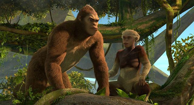 Fotograma: El reino de los monos