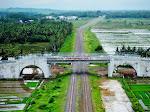 Bupati Resmikan Jembatan Viral Overpass Tegalgondo Butuh