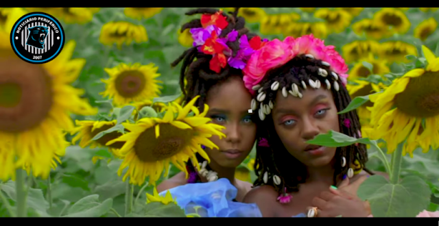 We're Yung | Mantendo seu estilo afro futurista, Oshun lança clipe novo