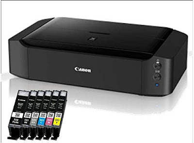 coloring organisation includes greyness ink for particular coloring in addition to mono printing Canon PIXMA iP8740 Driver Downloads