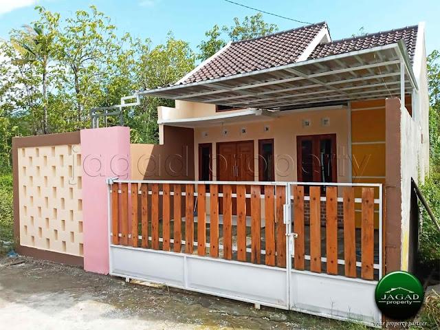 Rumah Minimalis Siap Huni dekat UMY