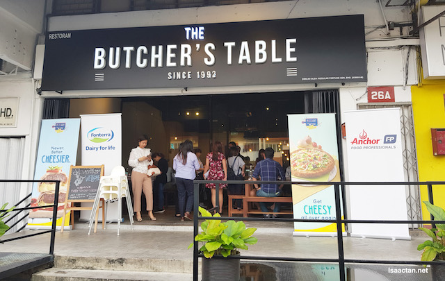 The Butcher's Table @ SS2, Petaling Jaya