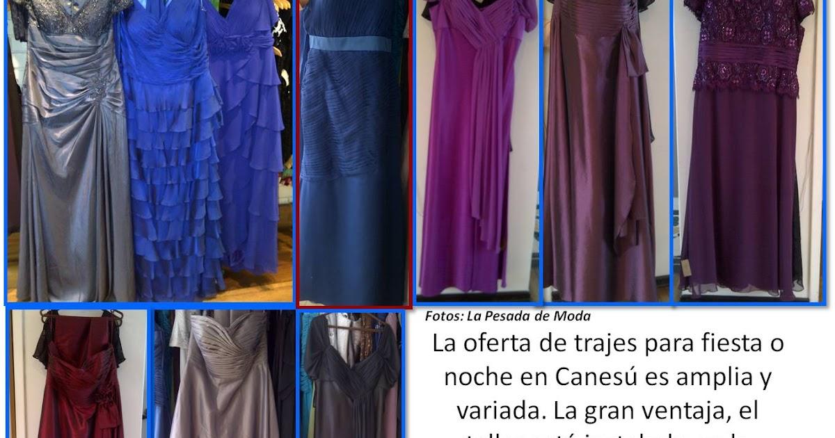 LA PESADA DE MODA: ¿Vestidos de fiesta?, ¡se los tengo!