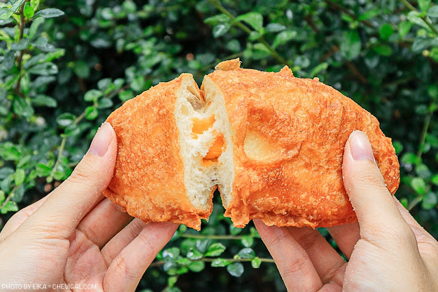 MG 5919 - 台中人氣脆皮甜甜圈、包餡甜甜圈,一顆最低只要20元!多達12種口味任你挑~