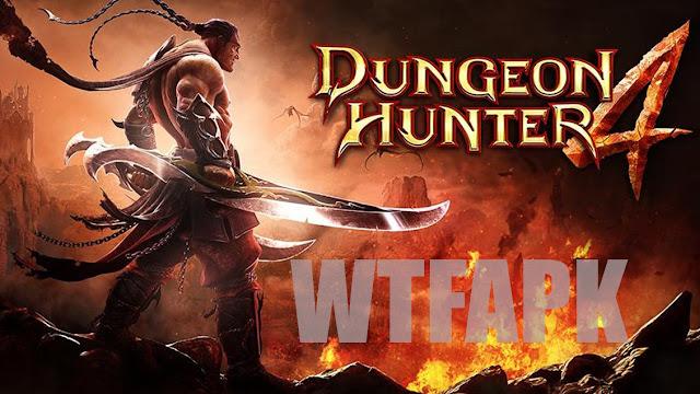 Dungeon Hunter 4 WTFAPK
