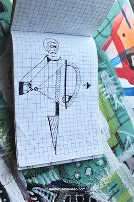 Persona con Arco y flecha