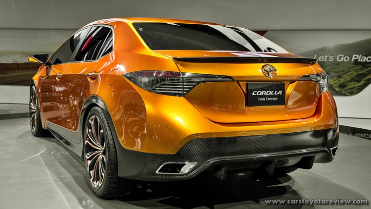 2018 Toyota Corolla Review Redesign And Rumors