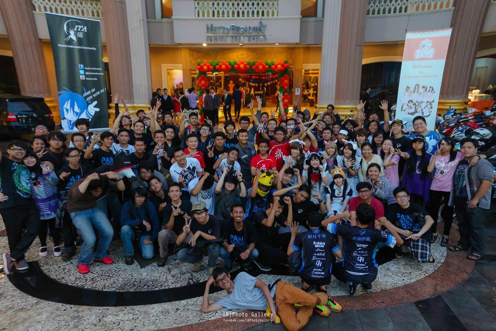 Itasha Indonesia – Komunitas Kendaraan Dengan Thema anime