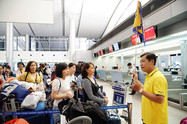 Lời khuyên hữu ích của Hướng dẫn viên đối với khách du lịch theo tour